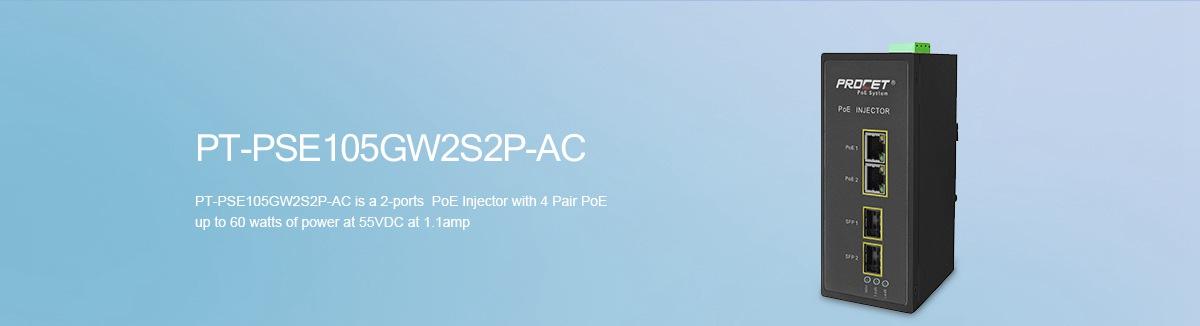 PT-PSE105GW2S2P-AC
