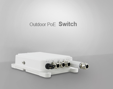 Outdoor PoE Switch