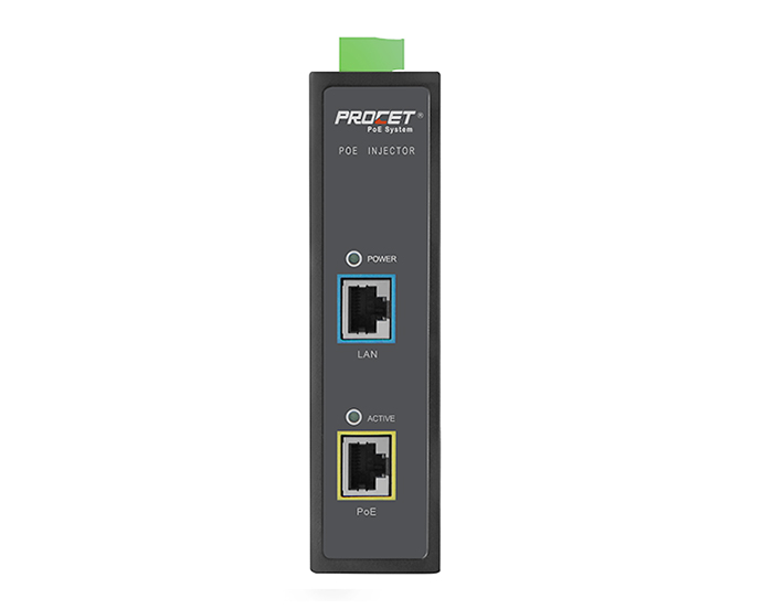 PoE Injector for POS PT-PSE105GB-D